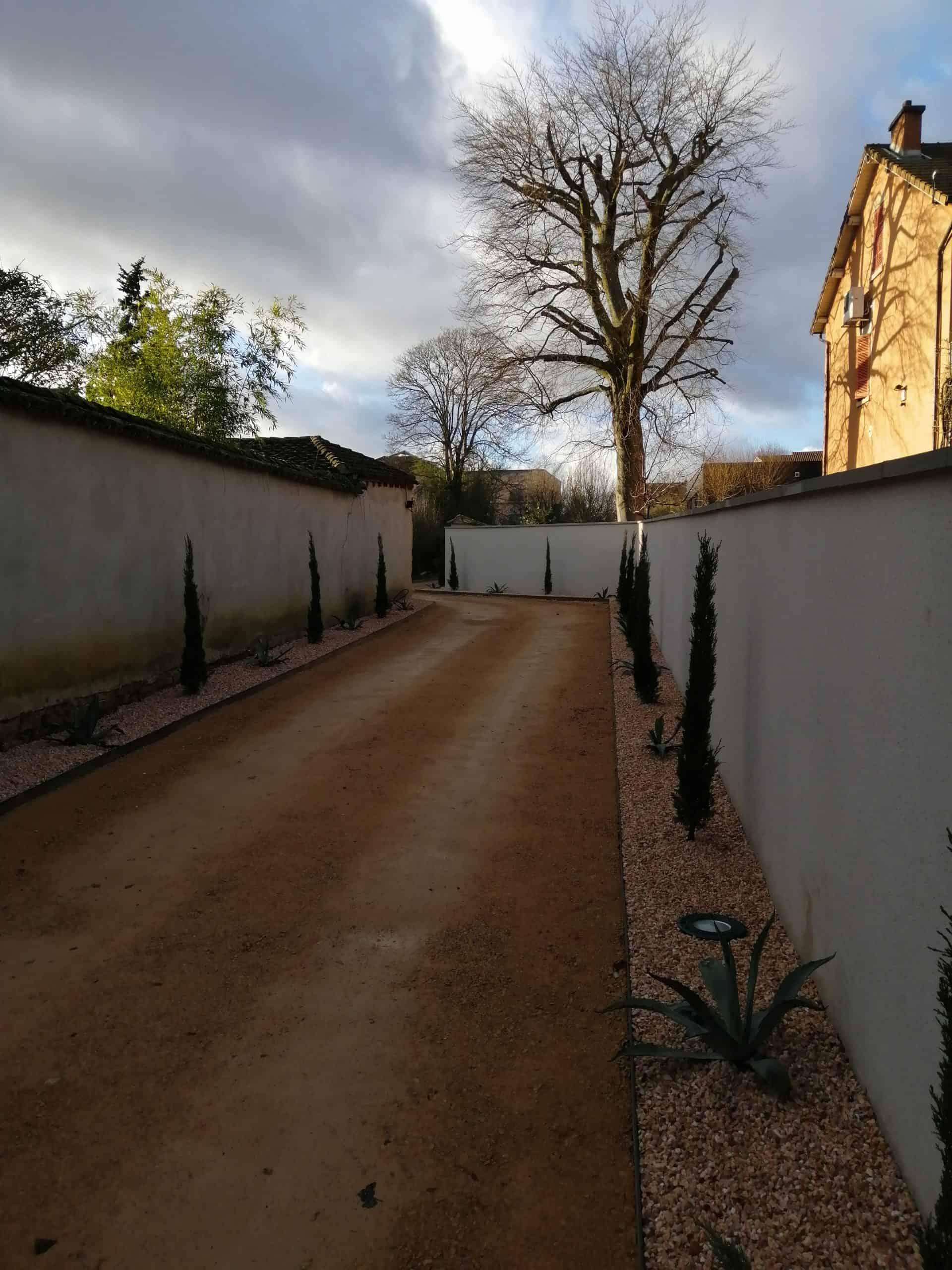 Plantation par Lombard Paysagist