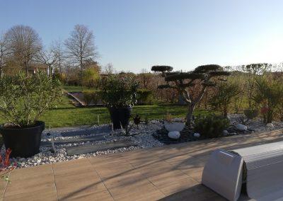 Lombard Paysage Création espaces verts